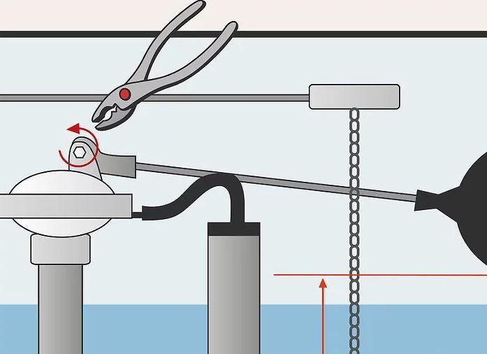 lắp đặt van cấp nước bồn cầu Toto