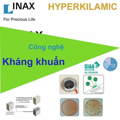 Công nghệ kháng khuẩn Hyperkilamic