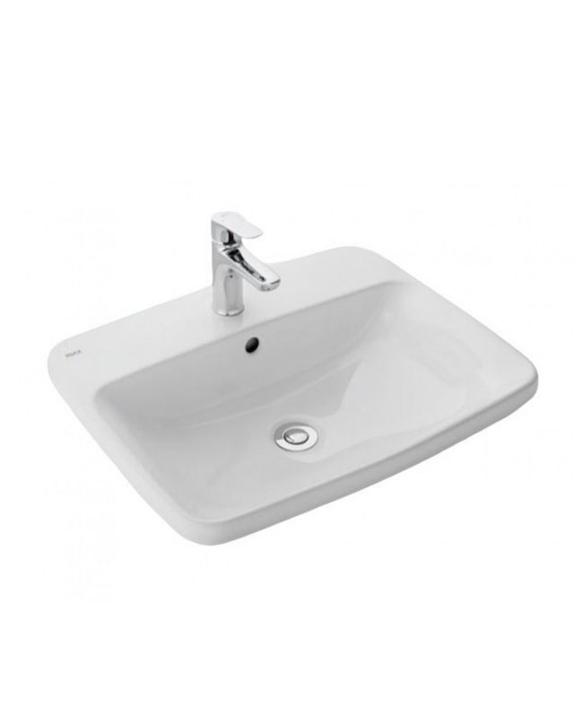 Chậu rửa mặt lavabo Inax AL-2398V (EC/FC)