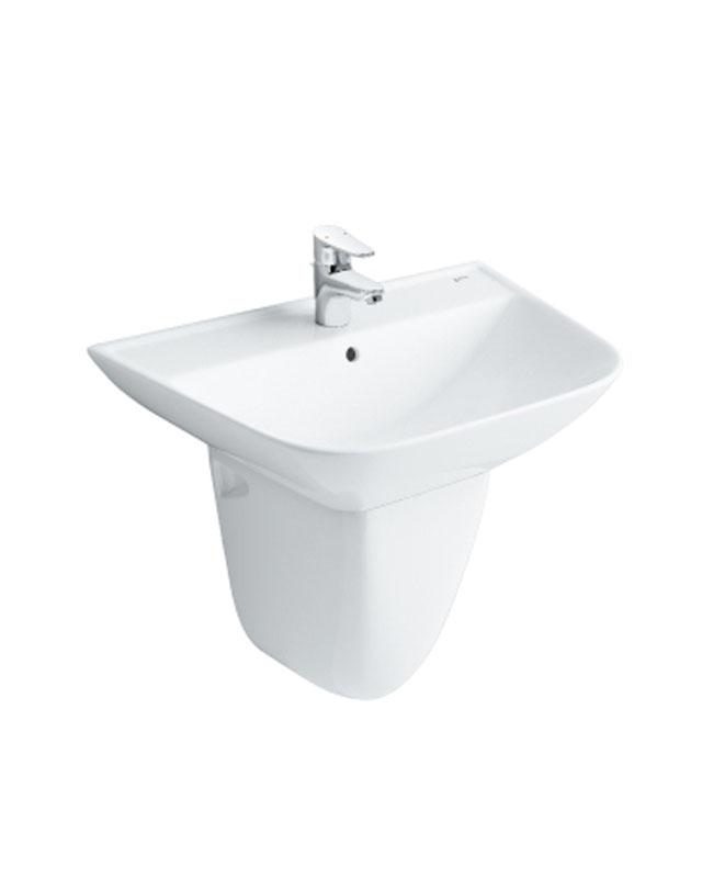 Chậu rửa mặt lavabo Inax GL-297V/L-297VC