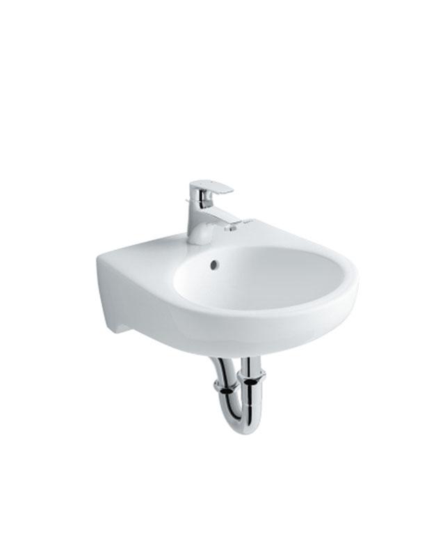 Chậu rửa mặt lavabo Inax L-282V treo tường