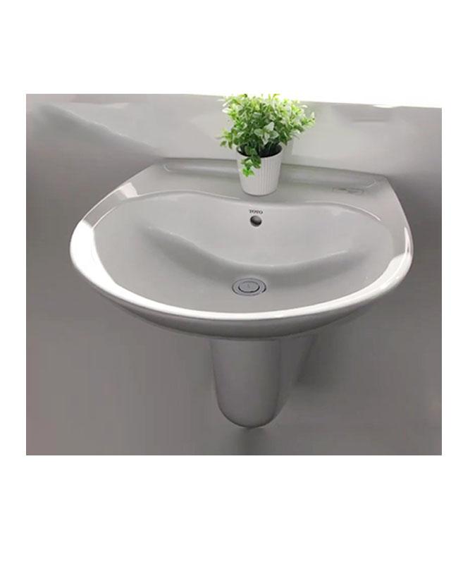 Hình ảnh thực tế chậu rửa Lavabo TOTO LHT300CR