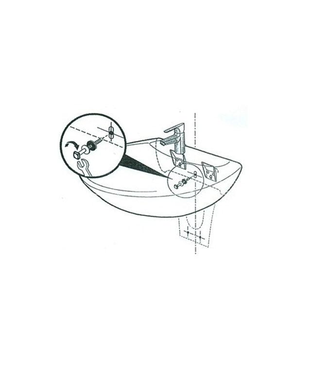 Hướng dẫn lắp đặt chậu rửa Lavabo TOTO LHT300CR