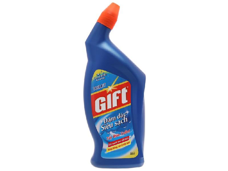 Nước tẩy Bồn vệ sinh Gift