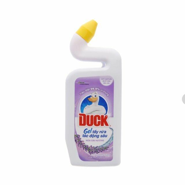 Nước tẩy rửa Bồn cầu Duck (con Vịt)