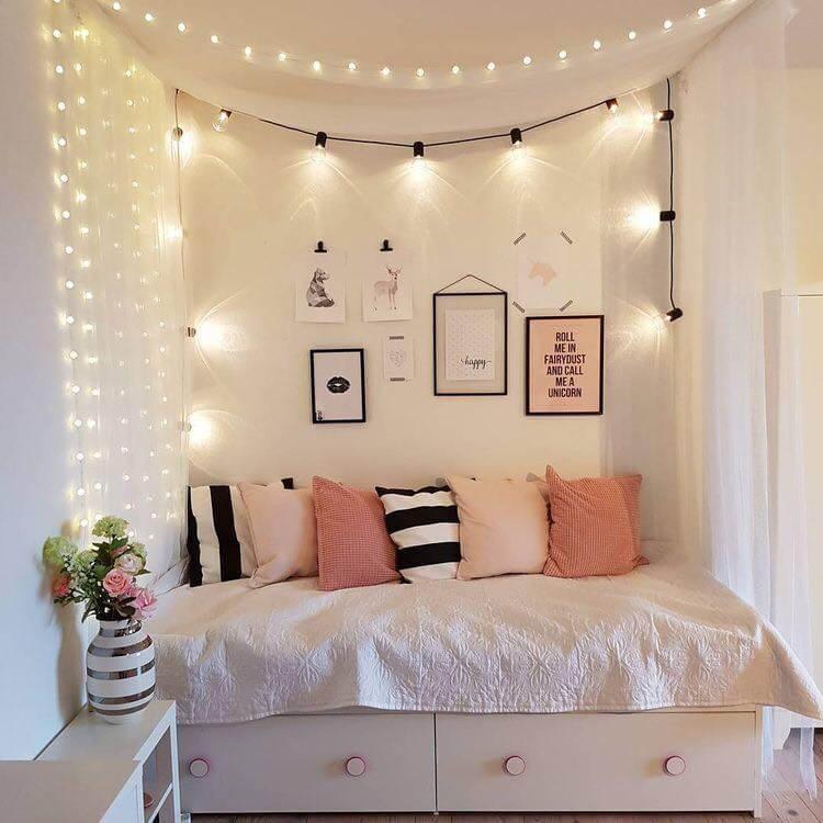 Bóng LED dây làm đẹp không gian