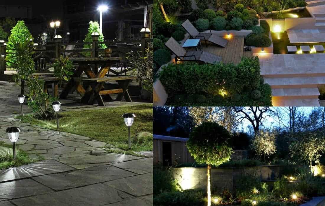 chọn lựa phong cách thiết kế bóng đèn sân vườn