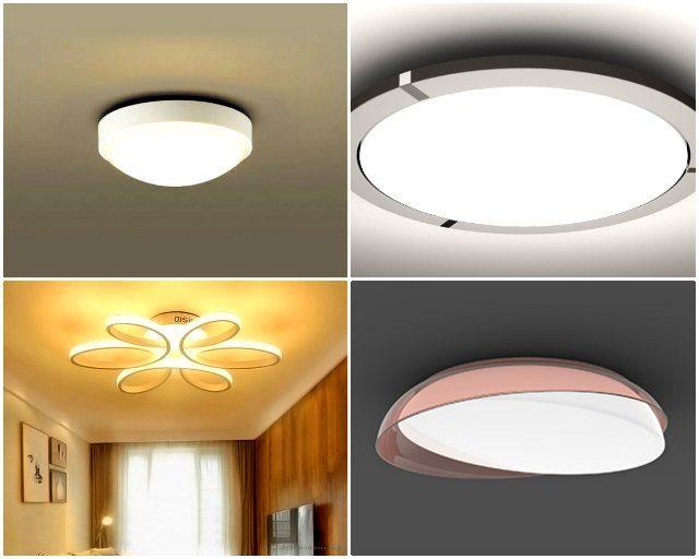 đèn ốp trần thông minh